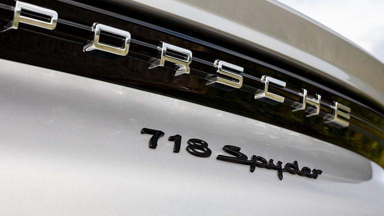Porsche-718-Spyder-bekannte Probleme