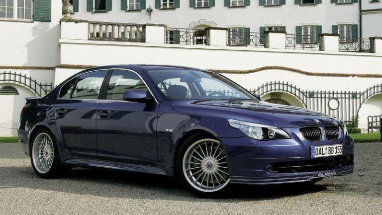 Alpina-BMW-B5-2006-ricordo-baterry-cavo