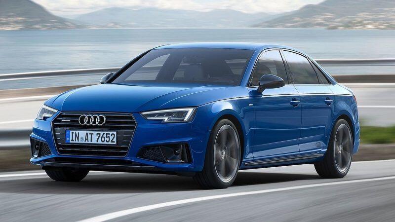 Audi A4 (2019) «Car-Recalls.eu