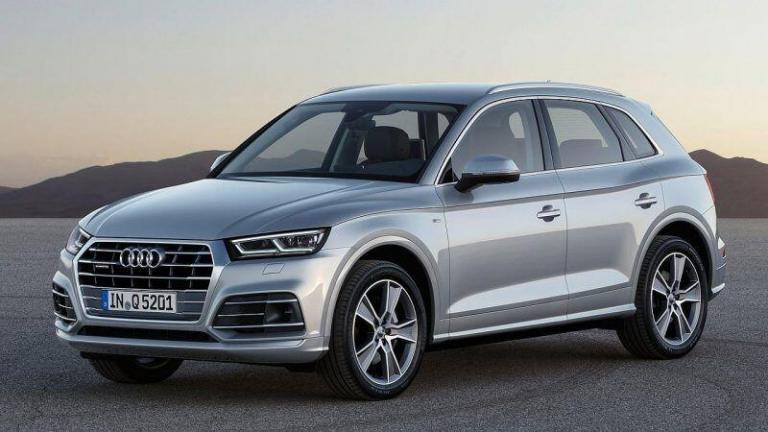 Audi-Q5-2018-recall-airbag-welding