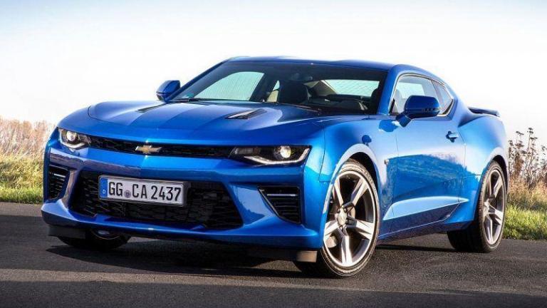 Chevrolet-Camaro-2017-recall-power-steering