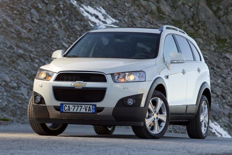 2011 Chevrolet Captiva Recall