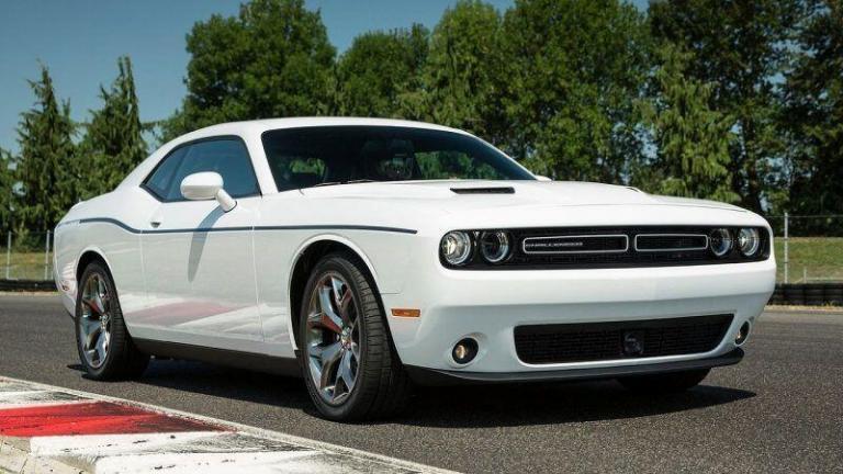 Dodge-Challenger-2016-recall-airbag