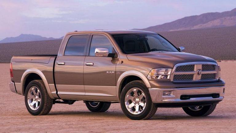 Dodge-Ram-2009-airbag-recall