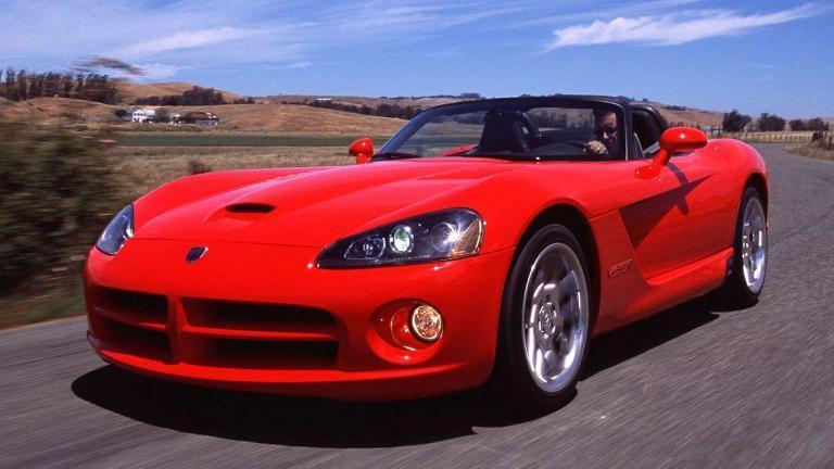 Dodge-Viper-2004-recall-airbag