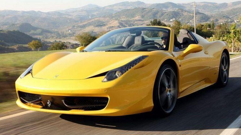 Ferrari-458-Spider-2013-recall-airbag