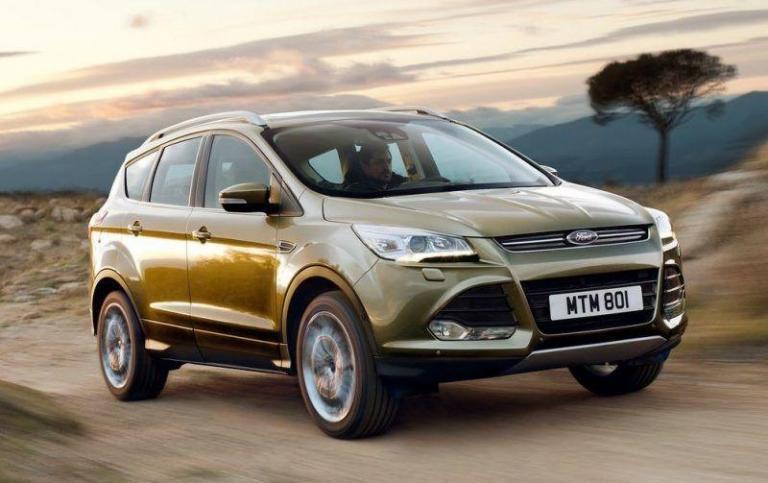 Ford-Kuga-2015-recall-oil-leak