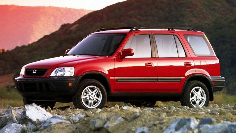 Honda-CR-V-2000-recall-airbag