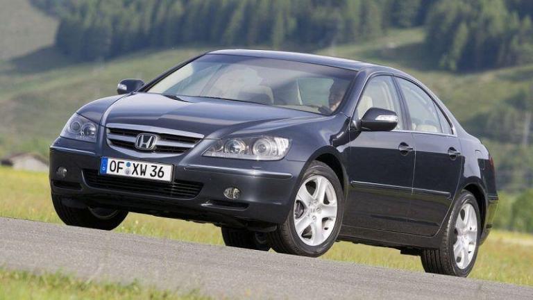 Honda-Legend-airbag-recall