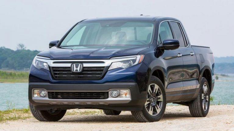 Honda-Ridgeline-2017-fuel-leak