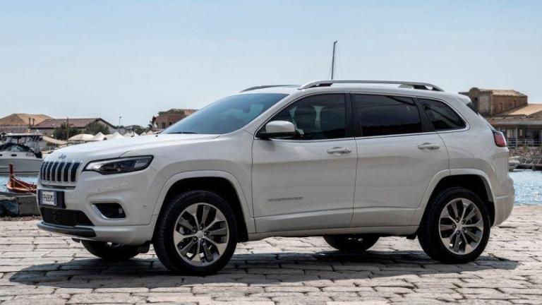 Jeep-Cherokee-2019-recall-steering