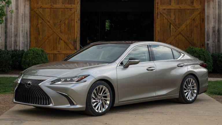 Lexus-ES-2019-recall-brake-booster