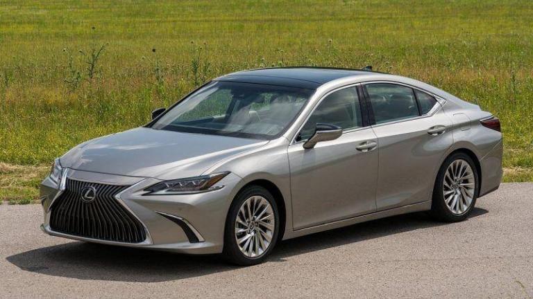Lexus-ES-2019-recall-e-call