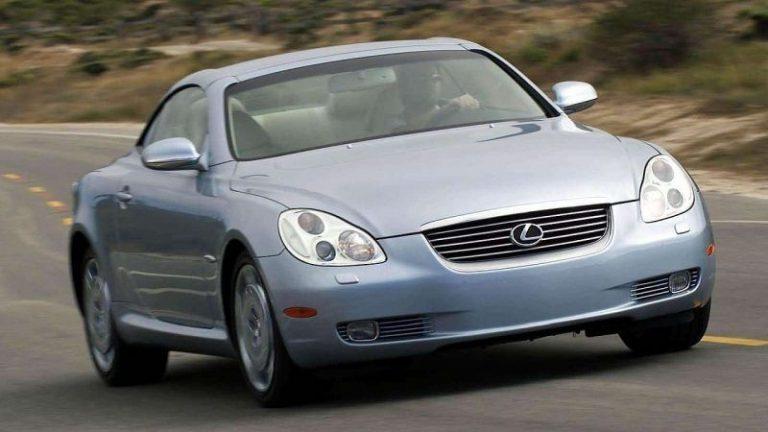 Lexus-SC430-2004-recall-poduszka powietrzna