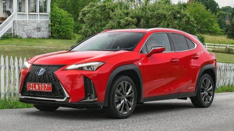 Lexus-UX-2019-recall-brake-booster