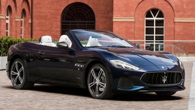 Maserati-GranCabrio-2018-recall-airbag-capacitor