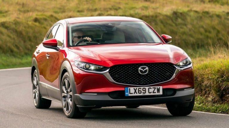 Mazda-cx-30-2019-brake-assist-sbs-recordar