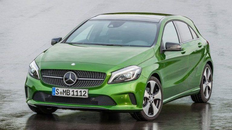 Mercedes-Benz-A-Class-2016-passenger-detection-recall