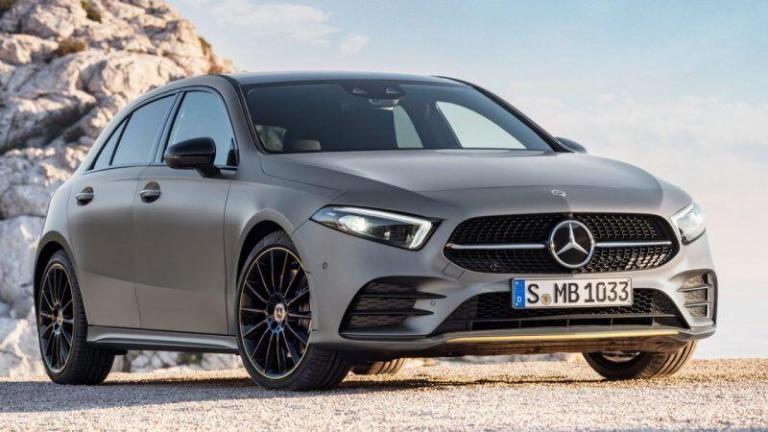 Mercedes-Benz-A-Class-2019-recall-brake-pedal-fault