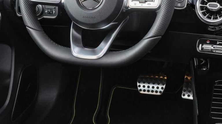 Mercedes-Benz-A-Class--recall-brake-pedal-welding