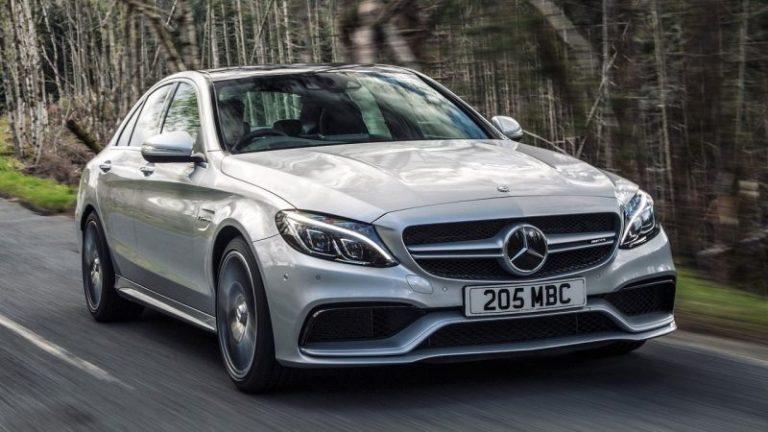 Mercedes-Benz-C63-AMG-2016-recall-headlamps