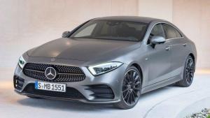 Mercedes-Benz-CLS-2019-recall-oil-leak-fire