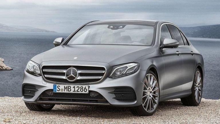 Mercedes-Benz-E-Class-2019-recall-oil-leak-fire