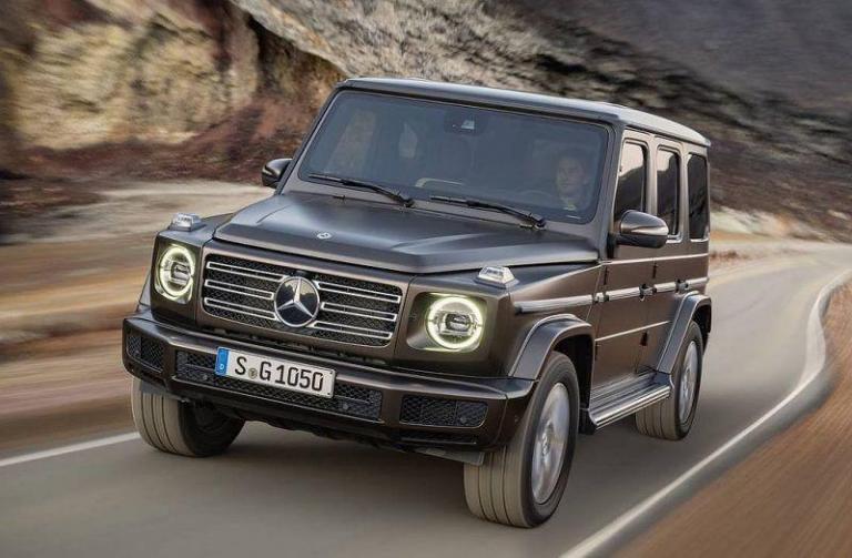Mercedes-Benz-G-Class-2018-recall-front-axle