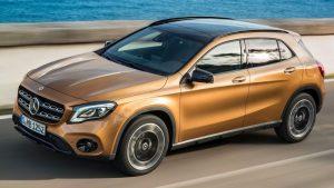 Mercedes-Benz-GLA-2018-recall-seatbelt
