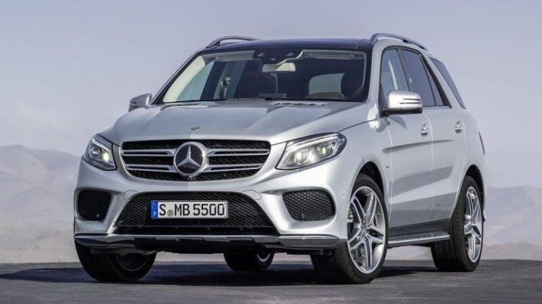 Mercedes-Benz-GLE-2019-recall-water-ingress