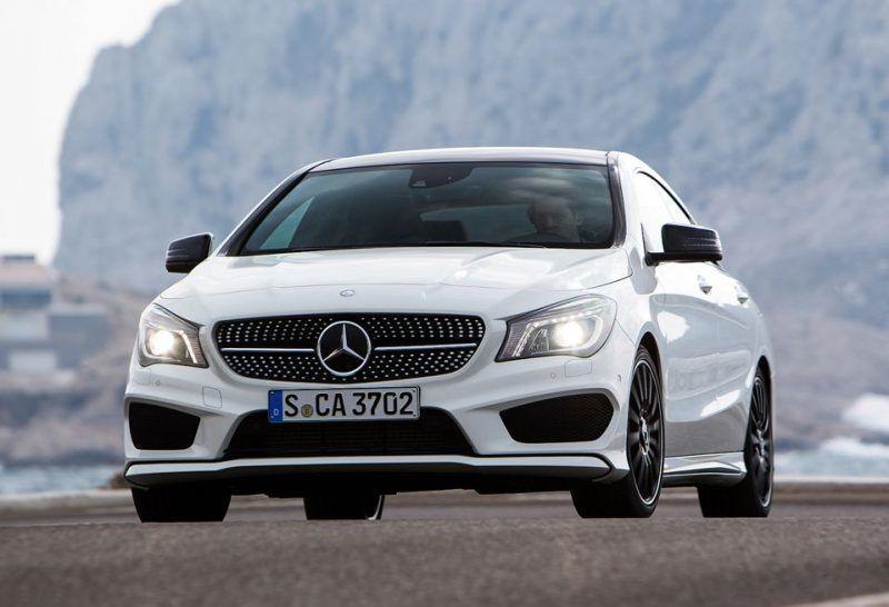 Mercedes-Benz CLA (2013 - 2017) « Car-Recalls.eu