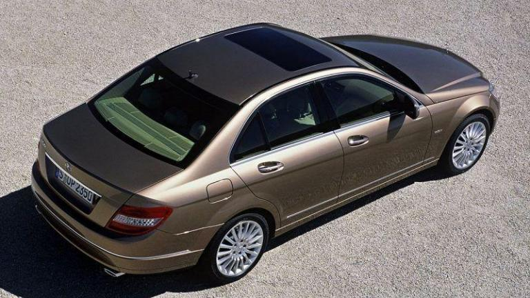 Mercedes-Benz-recall-sunroof