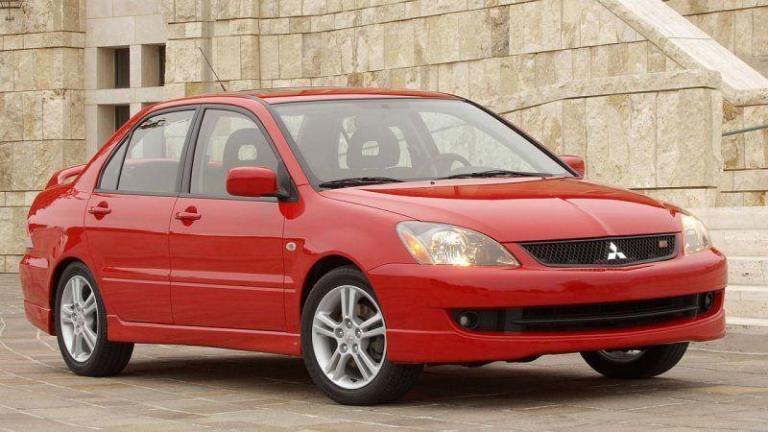 Mitsubishi-Lancer-2006-recall-airbag