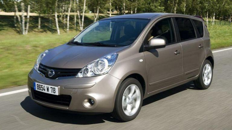 Nissan-Note-2009-recall-airbags