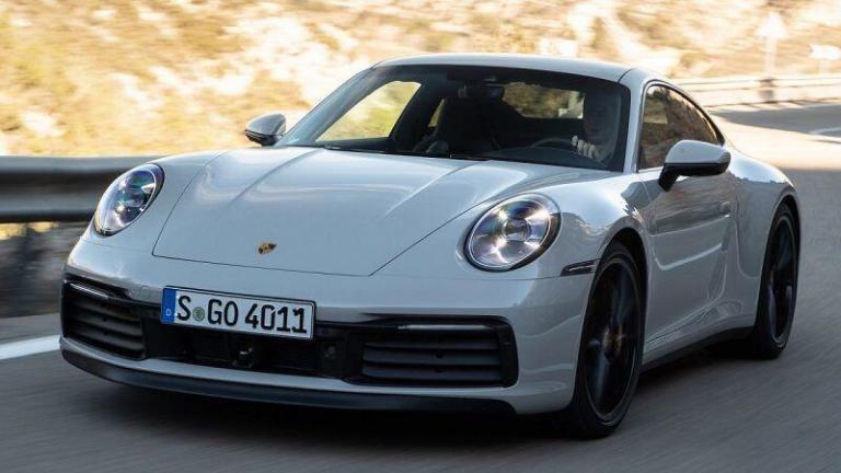 Porsche-911-Carrera-2019-recordar-luces de advertencia