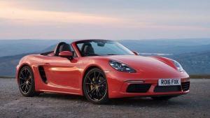 Porsche-Boxster-2017-recall-airbag-sensors