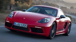 Porsche-Cayman-2019-recall-occupant-protection-system