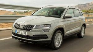 Skoda-Karoq-2018-driver-airbag-recall