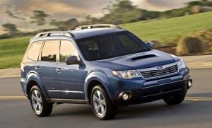 Subaru-Forester-2010-recall