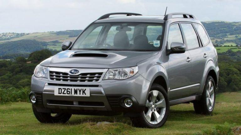 Subaru-Forester-2011-recall-airbag