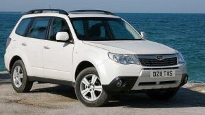 Subaru-Forester-2012-recall-brake-switch-failure