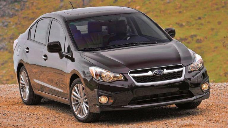 Subaru-Impreza-2012-recall-brake-switch-failure