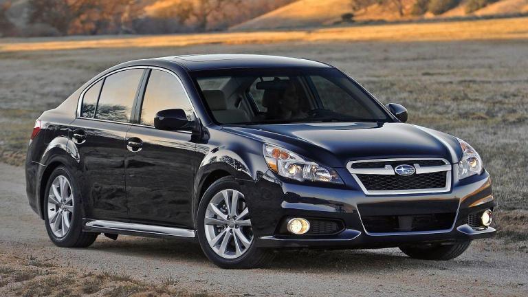 Subaru-Legacy-2014-recall-brakes-epb