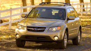 Subaru-Outback-2008-recall-fuel-pump