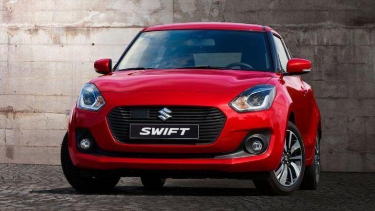 Suzuki-Swift-2018-recall-rear-doors-airbag