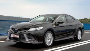 Toyota-Camry-2019-recall-seatbelts
