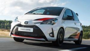 Toyota-Yaris-GRMN-2018-recall-fuel-leak-fire