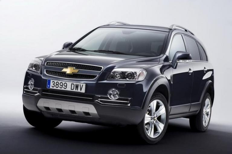 Chevrolet Captiva 2007 2010 Car Recalls Eu