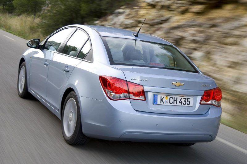 Chevrolet Cruze (2008 - 2012) « Car-Recalls.eu