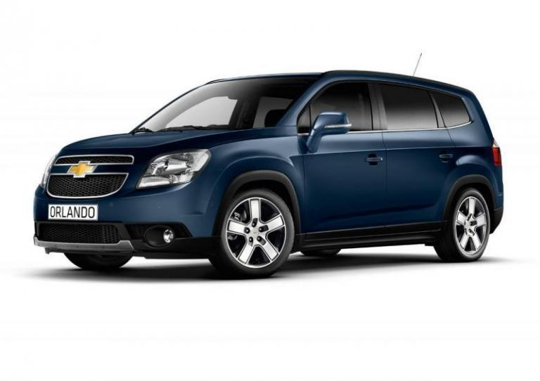 Chevrolet Orlando 2012 2013 Car Recalls Eu